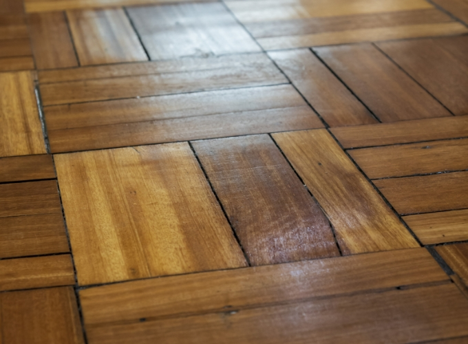 Ipe wood flooring